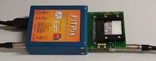 Multipixelový detektor Timepix
