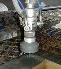 Umístění akcelerometrů na řezné hlavici